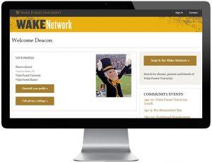 Wake Network Computer